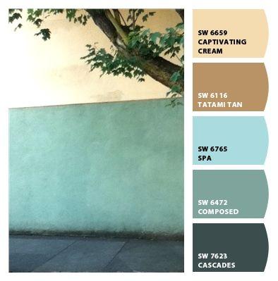Colour palette, nature, idea, interior, inspiration, colour chart, nature, calm colours