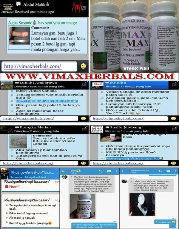 Jual Obat Pembesar Penis VIMAX ASLI CANADA   http://vimaxherbals.com/  #Vimax #VimaxAsli #ObaPembesarPenis #Ciri2Vimax #HargaVimax