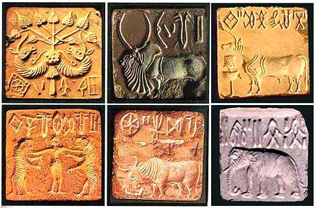 Indus Valley Civilization (2900 - 1700 BC) Also known as Bronze Age Civilization Flourished on