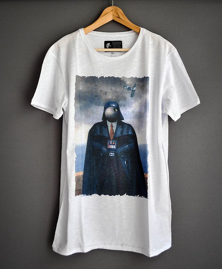 The Father of Son by PlayShirts on Etsy #play_shirts #playshirts #darth_vader #starwars #magritte #popart #famous_paintings #deathstar #vader #surreal #surrealism #the_son_of_man