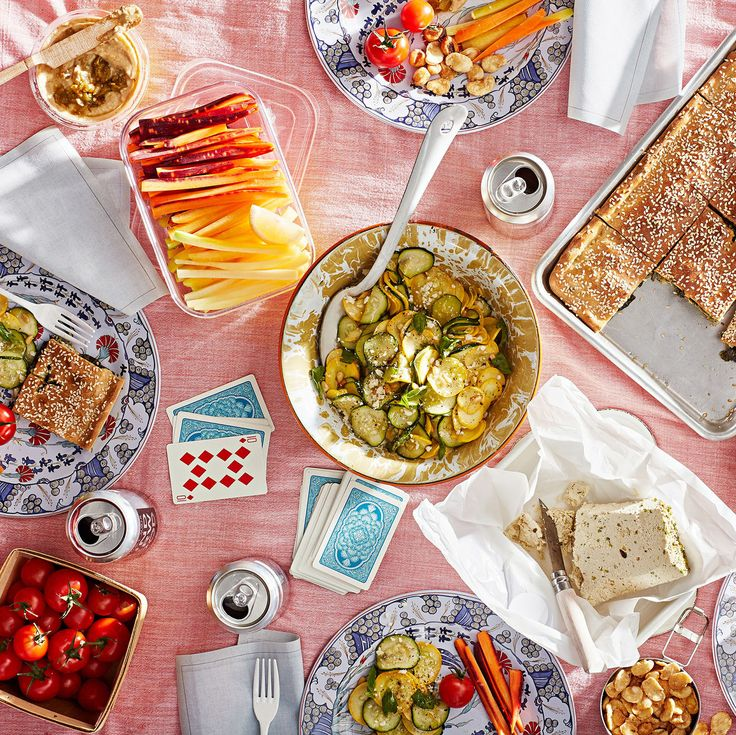 <p>Take a bite out of summer with three spreads that you'll be excited to assemble -- and delighted to share.</p>