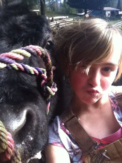 Me and my steer