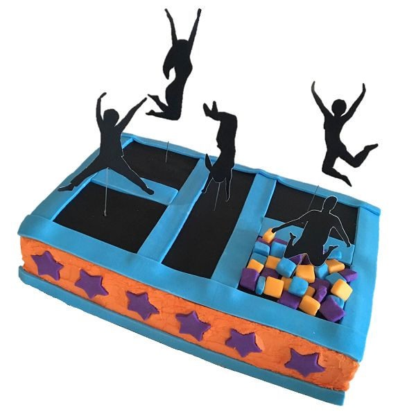 trampoline cake kit For the best Trampolines Go to https://www.froggiestrampolines.com.au