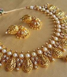 Buy kemp necklace necklace-set online at, http://www.mirraw.com/designers/aaparnam/designs/kemp-necklace-necklace-set--10