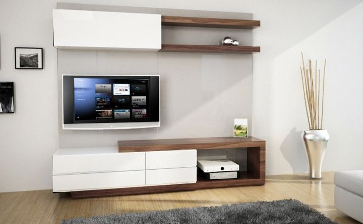 Best 25 tv entertainment wall ideas on pinterest for Muebles minimalistas