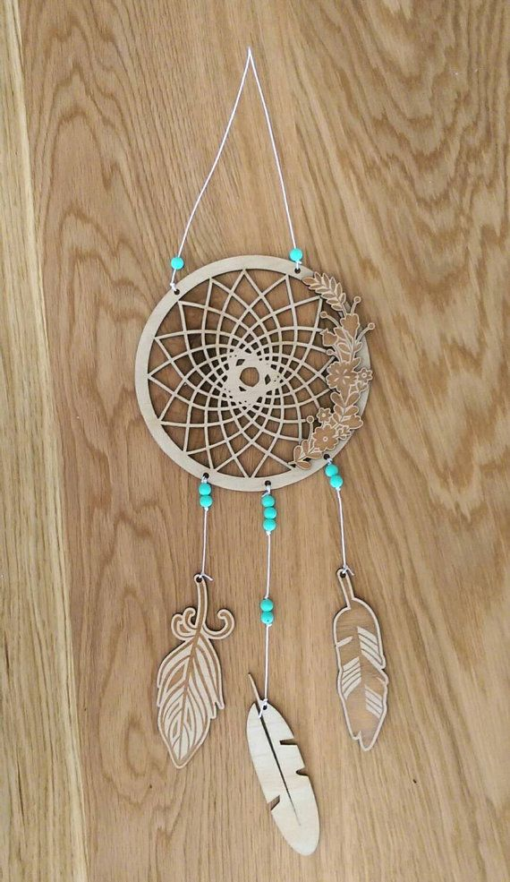 Laser cut dream catchers now available in our  Etsy shop https://www.etsy.com/au/listing/259231672/dream-catcher-wooden-dream-catcher-with