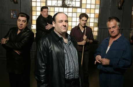The Sopranos - THE BEST!
