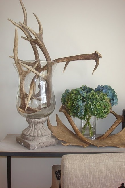 33 Best Images About Antler Lamp On Pinterest