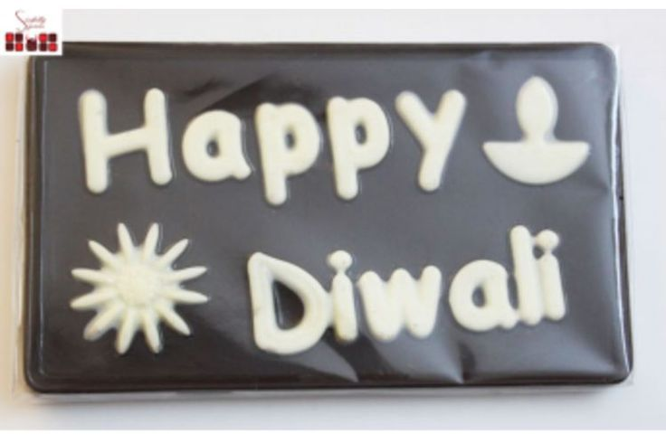 Diwali Chocolate Bar