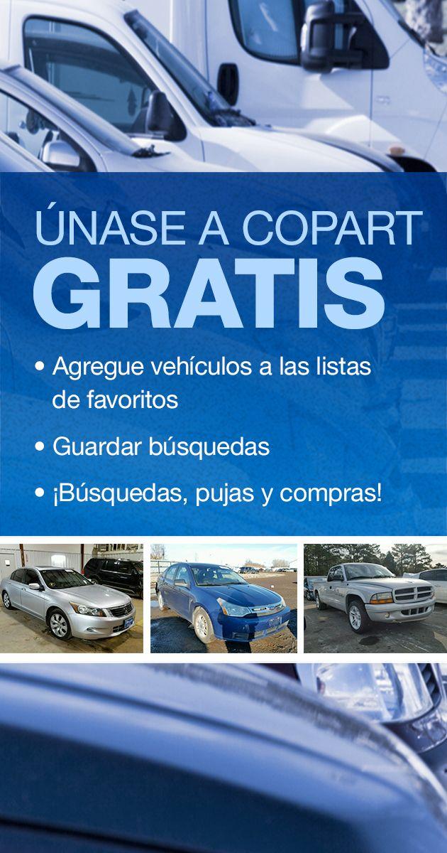 ¿Te gustan los carros que ves en nuestra página? ¿Te preguntas como puedes hacer para pujar en nuestras subastas? El primer paso es registrarse, encuentra nuestro formulario de registro aquí