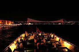 Bosphorus by Night – Bosphorus Dinner Cruise