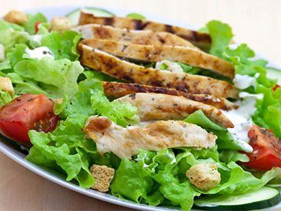 Белковая диета: меню на неделю для быстрого похудения