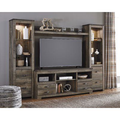 30 best media cabinets images on pinterest bookshelves book loon peak gage entertainment center malvernweather Image collections