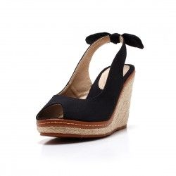 Pu Slipsole Platform Sandals cheap price top quality quality free shipping outlet store Locations RqzpbYIh