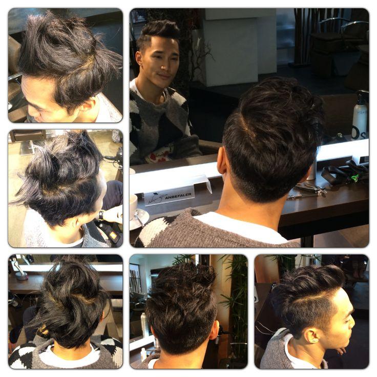 Hair:Shlomi Ruimi.