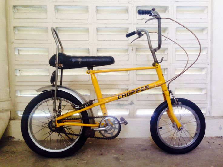 Raleigh Chipper, 70's kiddy chopper.