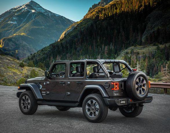 2018 Jeep Wrangler 2018 Jeep Wrangler Unlimited Jeep Wrangler Wrangler Jl