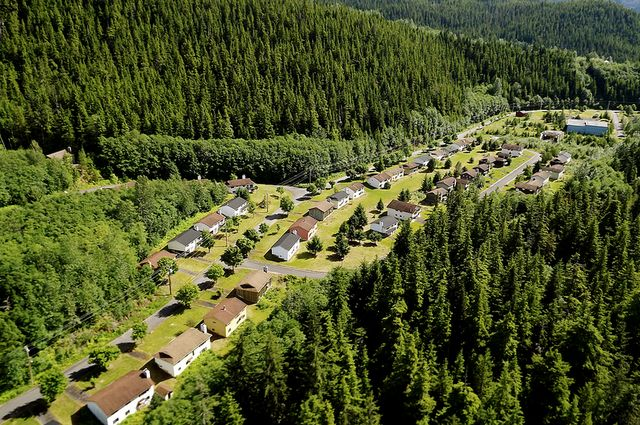 Abandoned Canadian Ghost Town To Be Revived By Entrepreneur