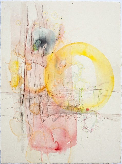 watercolor inspiration abstraction