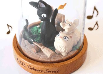 Studio Ghibli Music Box