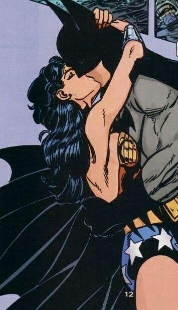 Bateman ♡ Wonder Women