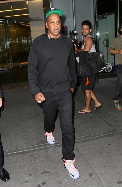 Jay Z Clothing Style March 2017