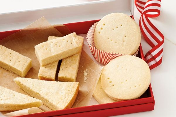The Ultimate Shortbread Cookies - sweet, buttery shortbread, perfected a classic. This one has a crispy snap but still melts delicately in your mouth. By Irene Fong and The Canadian Living Test Kitchen, Source: Canadian Living Magazine: December 2014