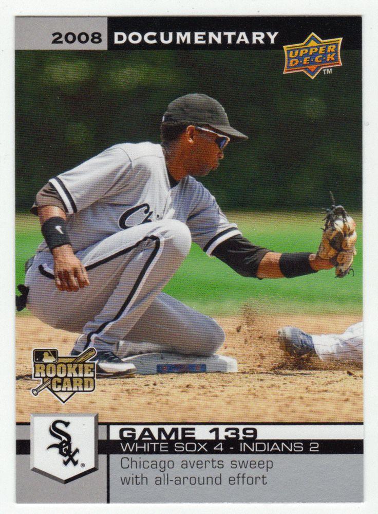 Alexei Ramirez RC # 4101 - 2008 Upper Deck Documentary Baseball MLB Rookie