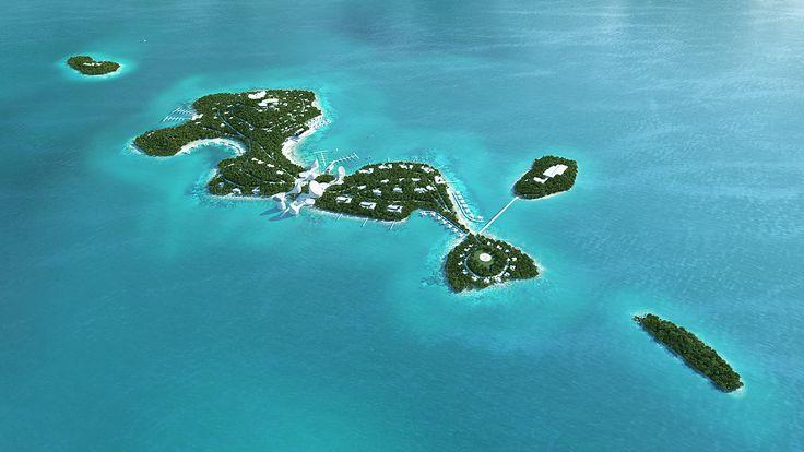 Resort Master Plan - Cambodia - RMs Architects