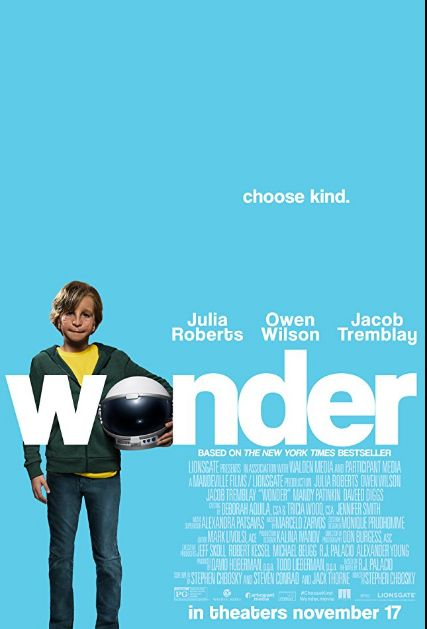 Wonder (2017) - Julia Roberts Lionsgate Movie HD