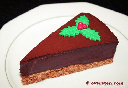In de laatste chocoladespecial van het Duitse bakmagazine Sweet Dreamsvond ik een recept voor een taart die werkelijk alle verwachtingen te boven gaat. Een chocoladetruffeltaart. Zeer eenvoudig om...