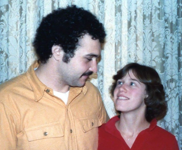 My and and uncle with his sweet mustache and white guy fro when they were newlyweds around 1978 on the east coast