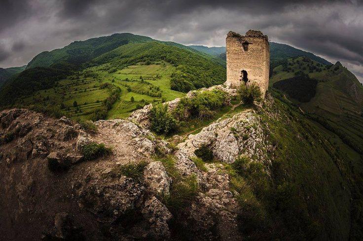 Cetatea Colțești, Munții Apuseni