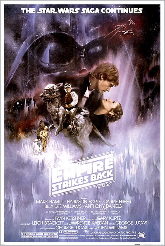 Star Wars Poster - available from www.PosterDiva.com