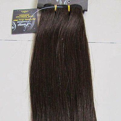 New 40cm-70cm Remy Echthaar Clips In Extensions Haarverlängerung #2 in Beauty & Gesundheit, Haarpflege, Perücke & Haarverlängerungen | eBay