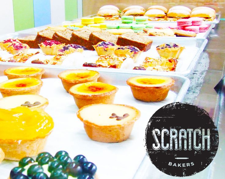 Scratch Bakers... the best macarons in New Zealand. And that's just the start! #kiwibusiness