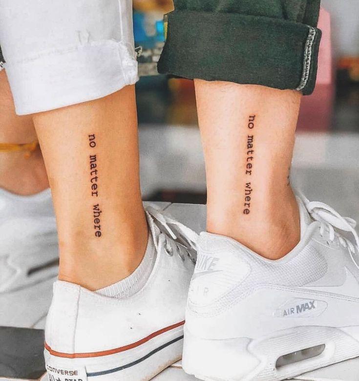 I tatuaggi di coppia dal significato profondo sono simbolo di relazioni durature…