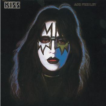 """Ripubblicazione dell'album dei #Kiss intitolato """"Ace Frehley""""."""