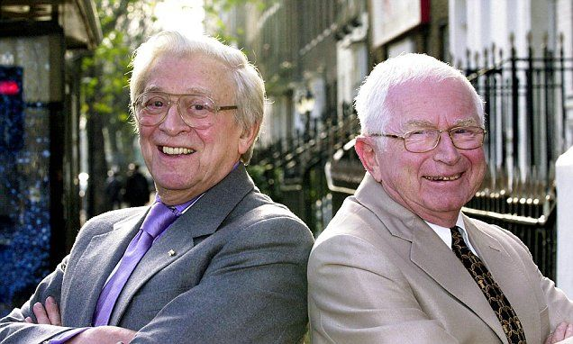 Dad's Army creator Jimmy Perry has died aged 93   Daily Mail Online
