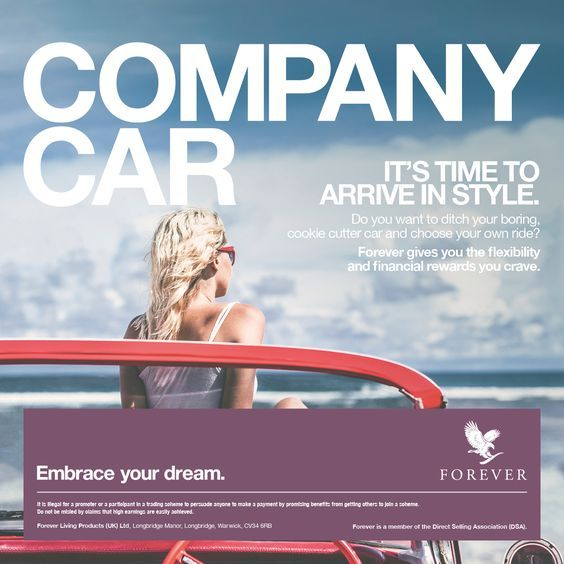 Does your company pay you to buy the car you have always dreamt of?