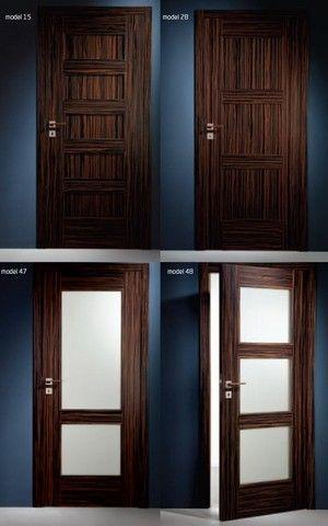 Dveře Sapeli - Swing. Více na http://www.dodo-dvere.cz/cz/k/Dvere-v-atypickem-provedeni.aspx