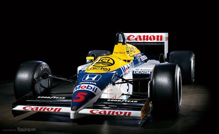 1986/Williams Honda FW11