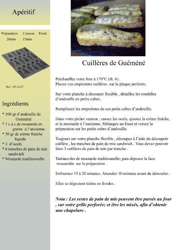 Cuill�res de Guemene