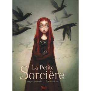 """La Petite Sorcière"" French children's books have a decided bent towards the creepy and scary"