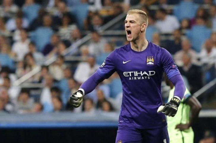 """Hart asegura que Inglaterra está """"preparada para ganar la Eurocopa"""""""