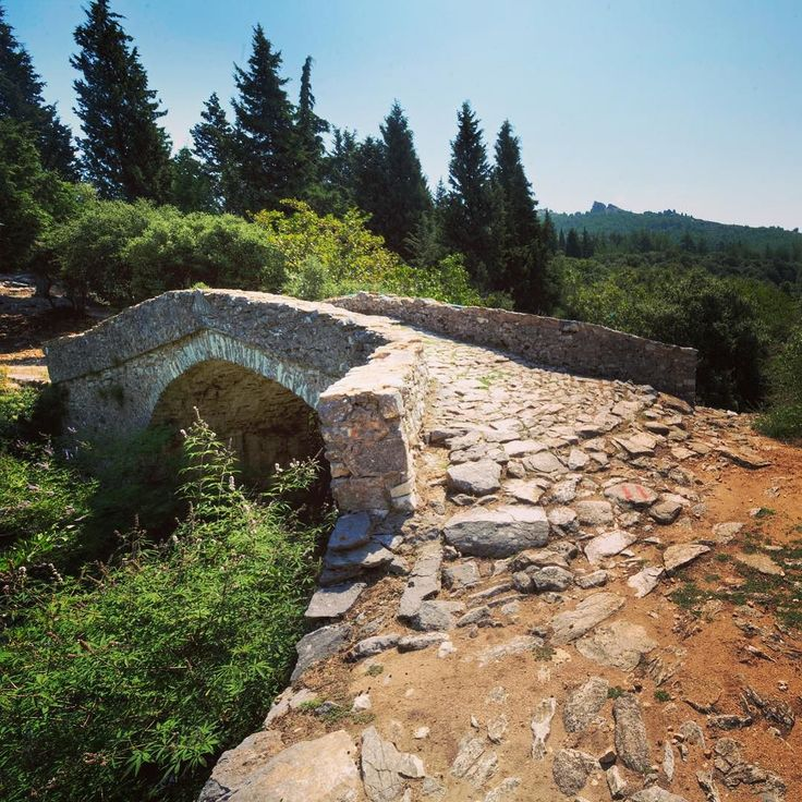 Theologos and the old bridge today!  #thassos #thasos #Thassosnow #visit_thassos #photooftheday #happy  #instatravel #insta_greece #thassosisland #summer #instago #instadaily #instatravelling #mytravelgram #travelgram #igtravel #nature #worlderlust #beautiful #iloveellada #instamood #greece #greek_island #paradise #VisitGreece #ig_europe #ig_captures #igers #greece #greek_island #paradise