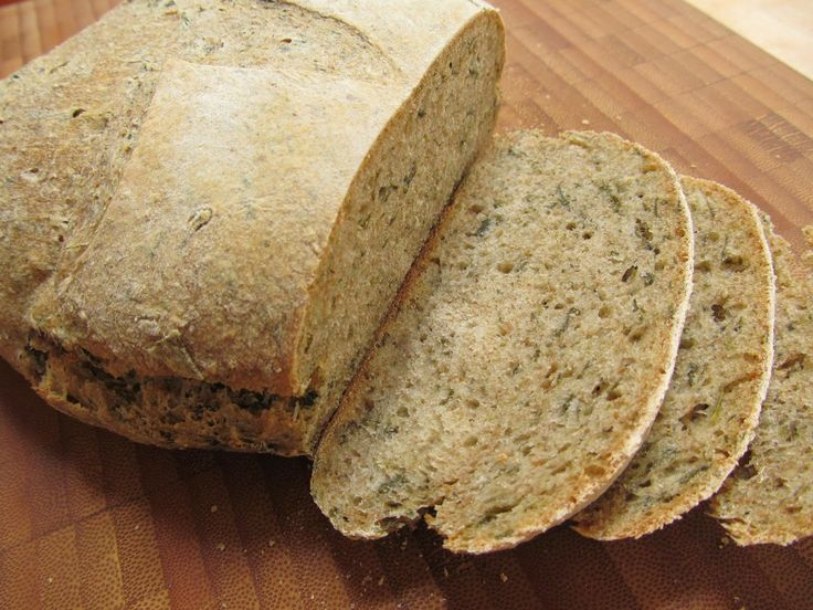 Adventures of a Whole Wheat Pastafarian: Sourdough Nettle Rye Bread recipe - or let's get Medieval on Your Nettles