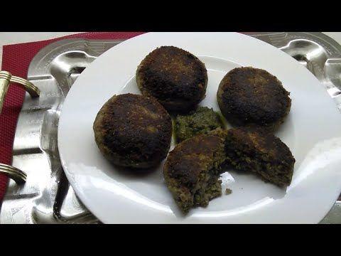 BENAZER'S KITCHIN: Stuff shami kabab recipe