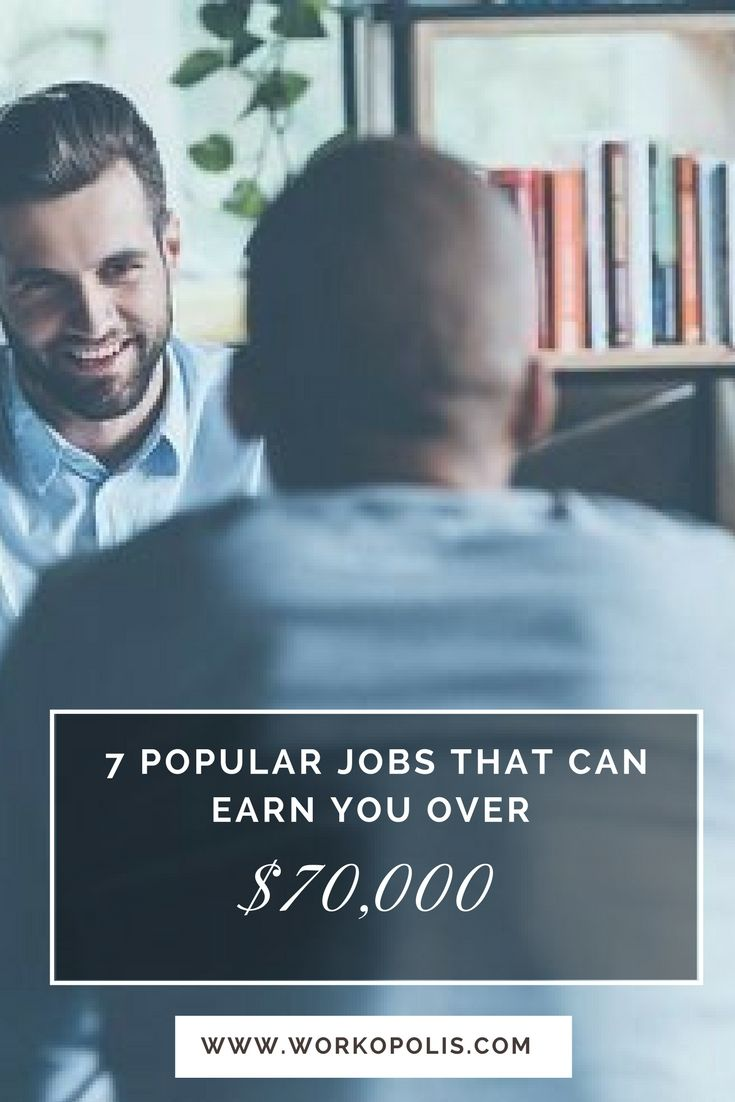 7 popular and in demand jobs that can