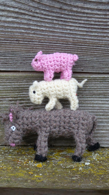 18 besten Crochet Bilder auf Pinterest | Strick, Aus alt mach neu ...